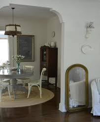 french linen dining table cottage fix