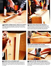 Woodworking Plans Rotating Bookshelf by Shortcut Bookshelf Plans U2022 Woodarchivist