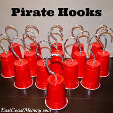 Pirate Halloween Party Ideas by Simple Pirate Hooks Pretend Play Plays And Pirate Hook