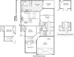 Quad Level House Plans New Homes In Greensboro Winston Salem And Burlington Keystone Homes