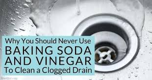 clogged sink baking soda clogged sink baking soda bathroom clogged ways to clear a clogged