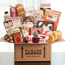 New York Gift Baskets Zabar U0027s Corporate Gift Catalog