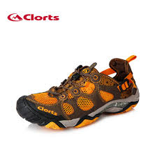 2017 clorts mens water shoes breathable lightweight summer sandals