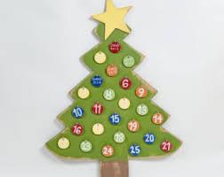 advent tree etsy