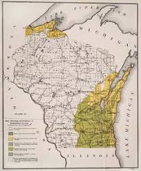 topo maps wisconsin map of the day june 19 preliminary bedrock topographic map of