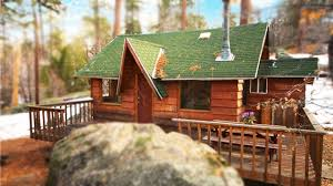 Small House Cabin 320 sq ft tiny cabin in big bear gorgeous small house design