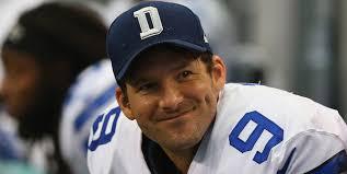 Romo Interception Meme - tony romo attends game 7 of stars vs blues dallas gets blown out