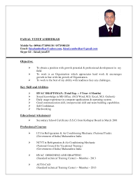hvac resume examples resumess franklinfire co