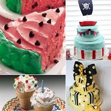 kids u0027 summer birthday cake ideas popsugar moms