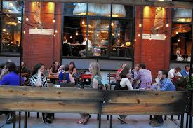 Patio Cafe Lights by Best New Outdoor Dining Spots In Chicago And Suburbs Chicago Tribune