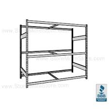 Narrow Storage Shelves by 60