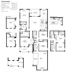 maronda homes floor plans 3415 diamond leaf drive holiday builders