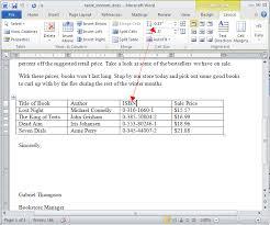 table tools design tab word 2010 modifying tables