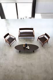 aruba design wood sofa
