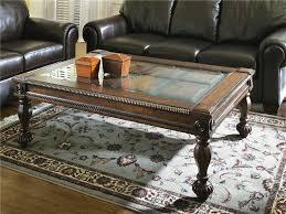 north shore coffee table shore coffee table illit963 signature design ashley regarding