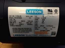 i am trying to wire a leeson a4c17dh4h my boat lift controller