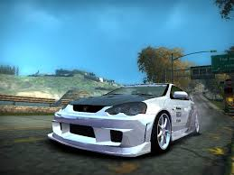 honda integra type r 2002 need for speed most wanted honda integra type r 2002 nfscars