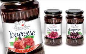 25 sweet jam jar labels packaging design ideas