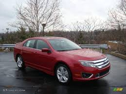 2010 sangria red metallic ford fusion sport awd 22294842