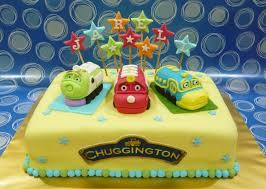 22 traintastic cakes images birthday party