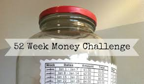Diy Cozy Home by 52 Week Money Saving Challenge For 2015 Diy Cozy Home