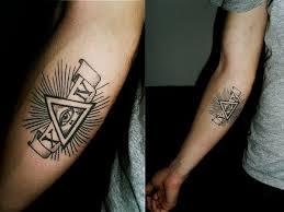 meaningful illuminati tattoos design ideas for everyone