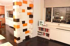 Cardboard Room Dividers by Everblock Everblock Systems Modular Building Blocks