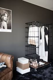 Industrial Interior Design Bedroom by 10 Industrial Style Closet Designs That You U0027ll Love Dark Walls