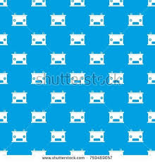 electricity accumulator battery pattern repeat seamless stock