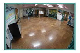 polished concrete flooring services albuquerque