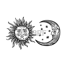 sun and moon stock photos royalty free sun and moon images and