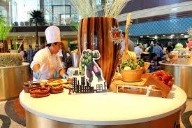 Brunch Setup 5 Reasons To Try The Ritz Carlton Superhero Picnic Brunch Qatar