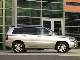 toyota highlander hybrid 2005 toyota highlander hybrid 2005 picture 9 of 21