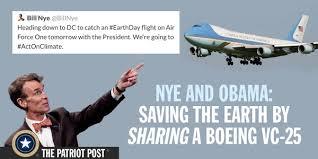 Nye Meme - meme bill nye carpools with obama the patriot post