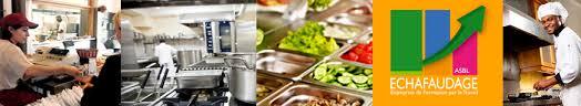 aide de cuisine de collectivité horeca