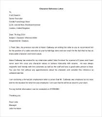 character reference letter example for landlord compudocs us