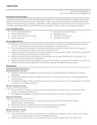 Sample Resume Format For Quality Assurance by Dairy Science Resume Samples In Doc650841 Sample Resume For