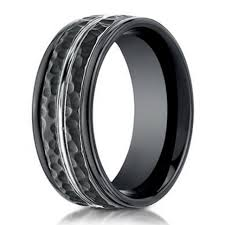 mens black engagement rings wedding rings what is black tungsten black ring mens