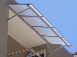 Modern Awnings Carbolite Polycarbonate Flat Window Awnings Illawarra Blinds And