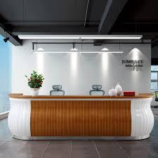 Wholesale Reception Desk Reception Table Designs Nisartmacka