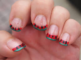 14 french tip cute nail designs images french tip nail art