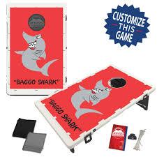 Shark Bean Bag Baggo Shark Bean Bag Toss By Baggo
