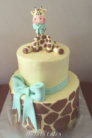 giraffe baby shower cake real deacon and asher for manhunt