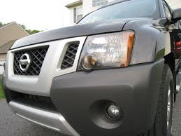 nissan xterra front bumper 2009 nissan xterra s 4x4 review autosavant autosavant