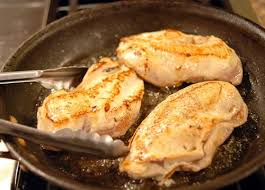 Cooking Chicken Breast In Toaster Oven Sauteed Chicken With Shallots And Garlic The Reluctant