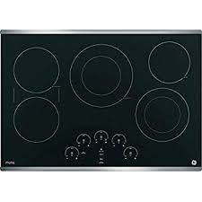 Ge Profile Glass Cooktop Replacement Amazon Com Ge Php9030djbb Profile 30