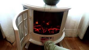 3g plus free standing electric fireplace youtube