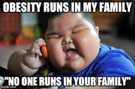 Running Kid Meme - fat kid imgflip