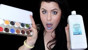 special effects make up school beauty school breakdown bmc special fx makeup kit