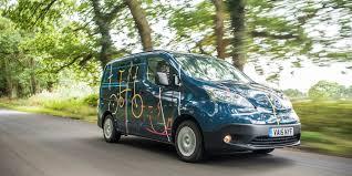 minivan nissan nissan env200 workspace world u0027s first electric mobile office